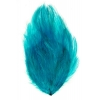 Feather Pad Hackle 18x10cm Turquoise